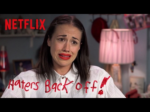 Haters Back Off   Q&A with Miranda Sings   Netflix