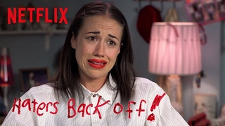 Haters Back Off | Q&A with Miranda Sings | Netflix