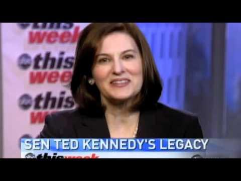 Vicki Kennedy called by Pelosi