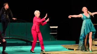 """""""Träumereien um ein Sommerhaus"""" Theater Baden-Baden, Premiere 27.11.2014"""