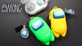 Making Among Us Galaxy Buds Ca…