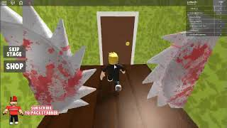 We must flee from the evil granny-Roblox