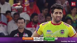 Pro Kabaddi 2019, Match 92: Puneri Paltan vs Patna Pirates video highlights