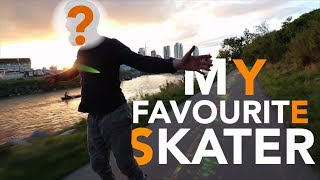 My Favourite Skater By Bill Stoppard