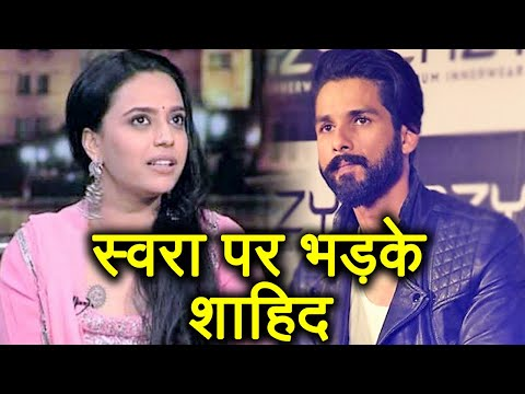 Padmaavat: Shahid Kapoor's BEFITTING REPLY to Swara Bhaskar for her Open Letter | FilmiBeat Mp3