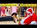 Photos Showing How Men Hate Shopping From The Bottom Of Their Heart 「 funny photos 」