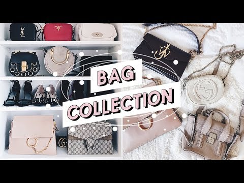 MY DESIGNER BAG COLLECTION | VLOGMAS DAY 9 | I Covet Thee
