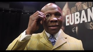CHRIS EUBANK SNR ON EDDIE / BARRY HEARN, WHY HIS SON BEATS ANRE WARD, QUINLAN, PPV, DeGALE, SAUNDERS
