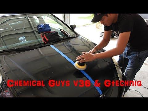 Acura RSX V36 and Gtechniq