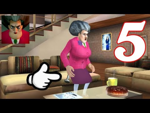 Scary Teacher 3D - Gameplay Walkthrough Part 5