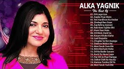 ALKA YAGNIK Hit SOngs | Best Of Alka Yagnik - Latest Bollywood Hindi Songs / Golden Hits