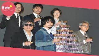 俳優阿部寛(53)が18日、主演映画「蚤(のみ)とり侍」(鶴橋康夫...
