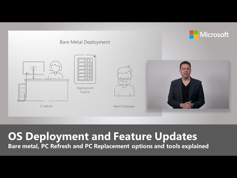 OS Deployment And Feature Updates - Step 6 Of Desktop Deployment