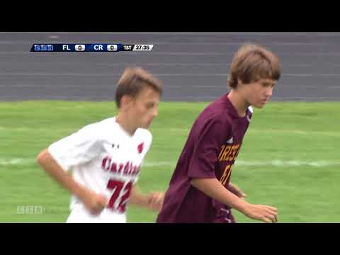 Boys Soccer: Forest Lake At Coon Rapids 8.26.17 (Full Game)