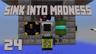 ► GRINDER TIME! | Sink Into Madness #24 | Modded Minecraft◄ | iJevin