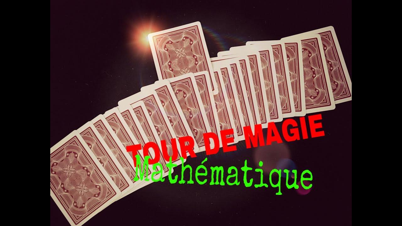 tour de magie carte mensonge