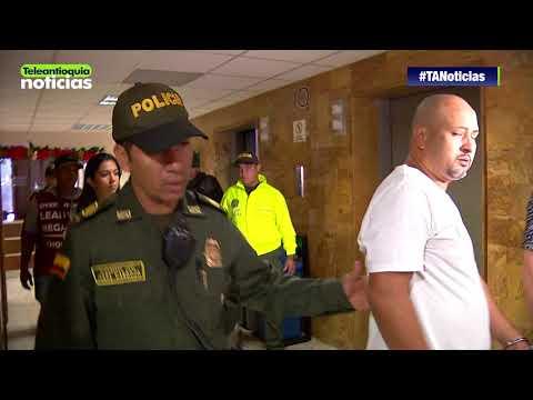 """Juan Carlos Mesa alias """"Tom"""", no acepta cargos imputados por la Fiscalía"""