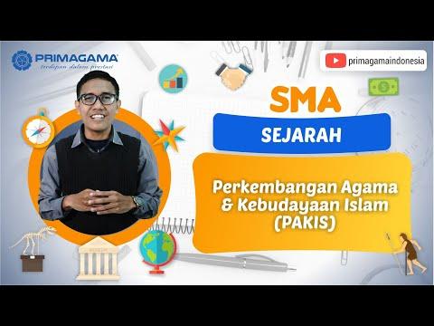 Video Primagama | SMA | Sejarah | Perkembangan Agama & Kebudayaan Islam (PAKIS)
