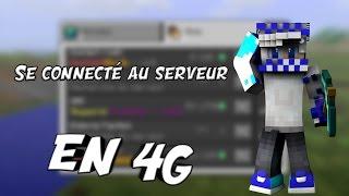 TUTO : Se connecté au serveur en 3G/4G... - Minecraft Pocket Edition [HD-FR]