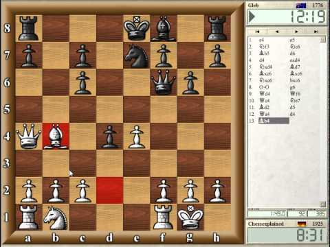 15 Min Chess #2 with Live Comments Ruy Lopez