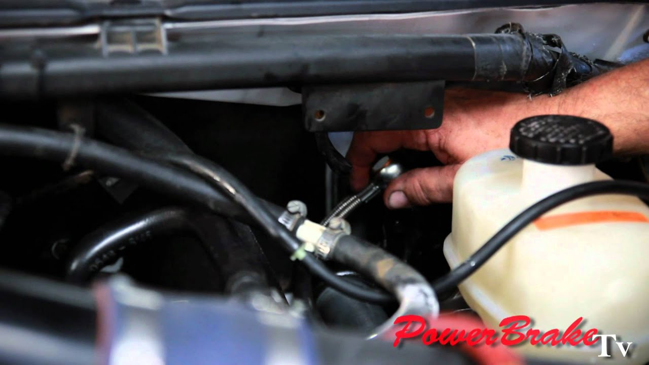 2006 Ford Powerstroke Wiring Diagram F250 Hydro Boost Installation For 8 Lug Magazine On Power