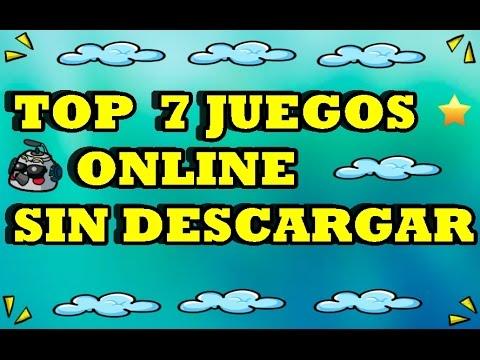 Top 7 Juegos Online Multijugador Sin Descargar Xramdomgames Youtube