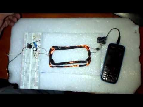 Cargador Inal 225 Mbrico De Mobil Por Inducci 243 N Youtube