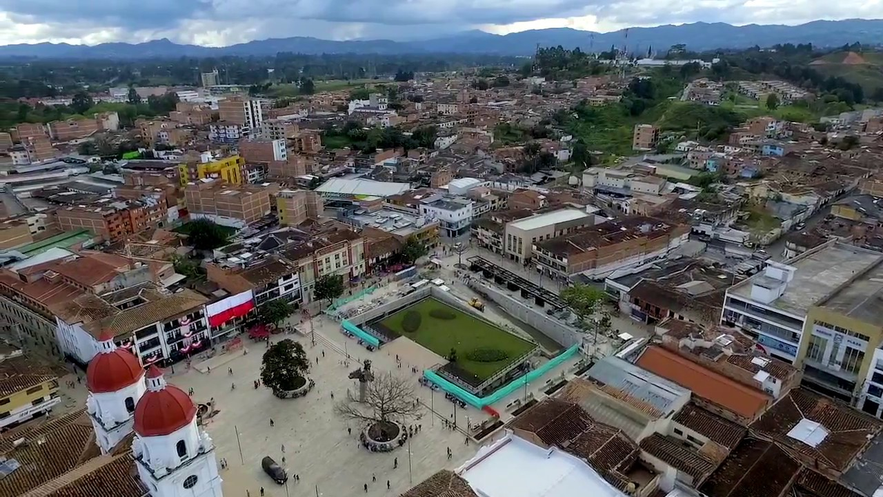 Drone Video | Rionegro Antioquia 2017 | Paulo Escobar