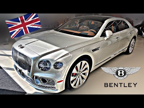 2021 Bentley Flying Spur W12 First Edition is $250000 Dollar Luxury Sedan Review & Walkaround [4K]
