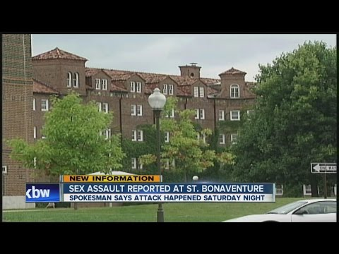 Sex assault reported at St. Bonaventure University