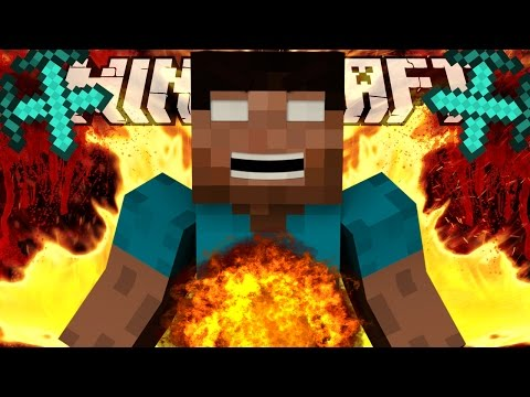 Minecraft mody! ZOSTAŃ HEROBRINEM | YOU ARE THE HEROBRINE MOD