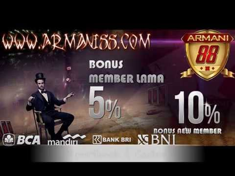 Armani88|Sports Bookie.Casino Online.Taruhan Online Indonesia. - YouTube