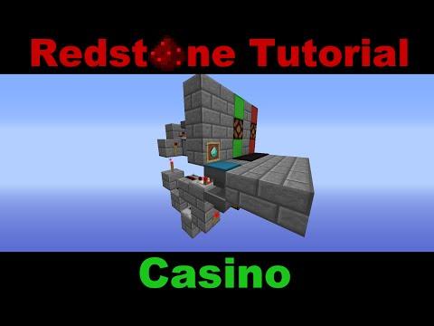 Minecraft Redstone Tutorial: Casino mit einstellbarer Gewinnchance