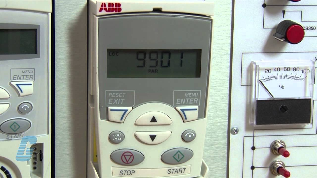 335 Wiring Diagram How To Set Up Abb Acs355 Ac Drive With A Standard Control