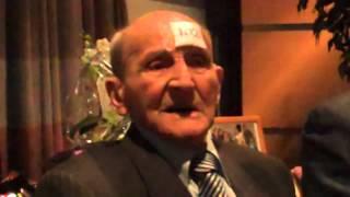 Opa 102 jaar jong