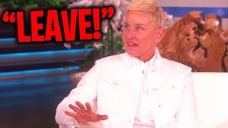 Ellen DeGeneres Just CROSSED THE LINE!