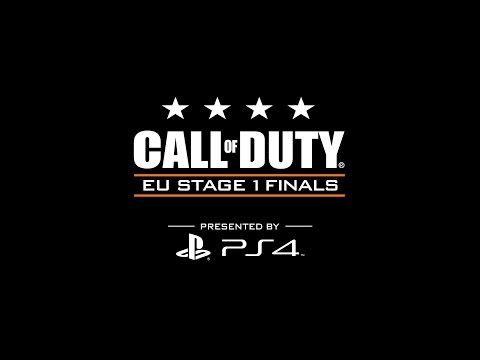 27/3 European Pro Division Stage 1 Finals Live Stream - Official Call of Duty® World League