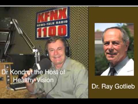 Healthy Vision - Research and Light Therapy - Dr. Kondrot with Dr.Gotlieb