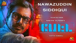 Petta Official : Nawazuddin Character Revealed | Rajiniaknth | Petta Teaser | Second Single