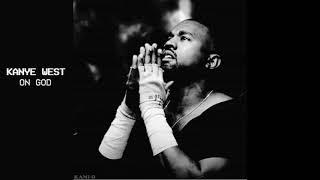 Kanye West - Oฑ God (Slowed To Perfection) 432HZ