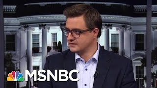 Chris Hayes On What's 'Phenomenally Dangerous' About This Political Moment | All In | MSNBC