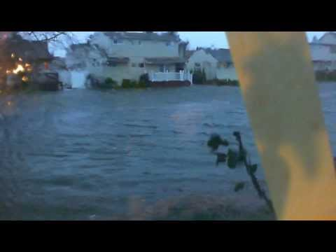 Freeport NY flooding. extremely quick flooding within an hour.