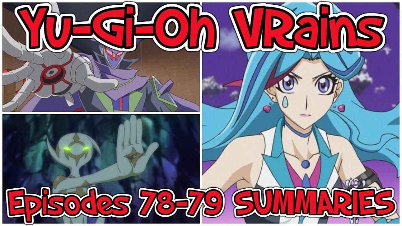 YuGiOh VRAINS Episode 80 English Subbed Episodes t