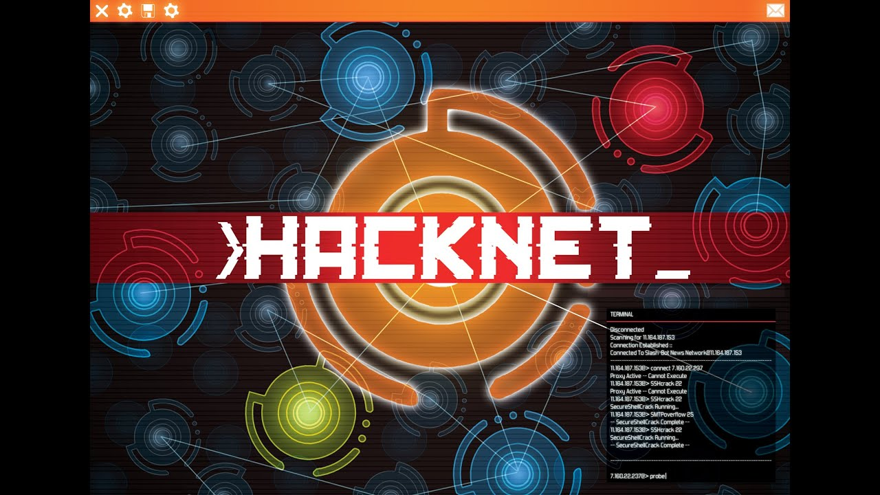 Buy Hacknet - Deluxe from the Humble Store