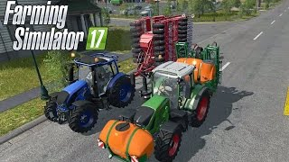 FARMING SIMULATOR 17 #46 - SPENDIAMO 800 MILA EURO! - FS2017 GAMEPLAY ITA MULTIPLAYER