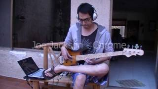 Bass Cover : Joe Jackson - Chrome