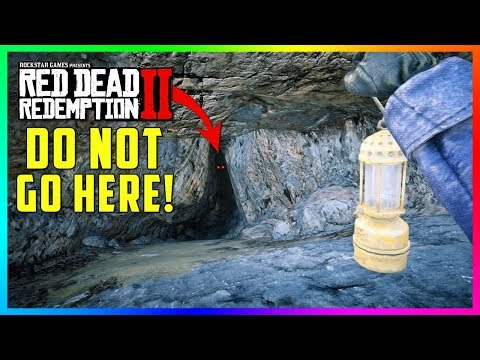 STAY AWAY From This SECRET Cave Underneath Mount Shann In Red Dead Redemption 2 Or This Will Happen! thumbnail