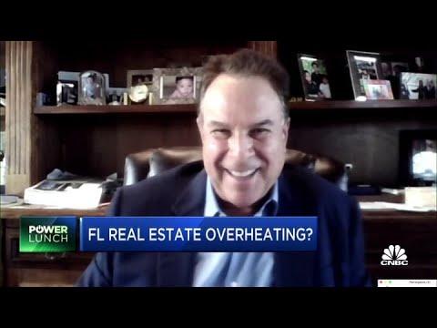 Billionaire real estate investor Jeff Greene on pandemic housing boom
