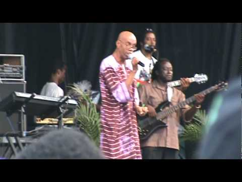 Frankie Paul - Medley of Tunes - Live @ Jambana Festival, Toronto, ON - 08/02/10
