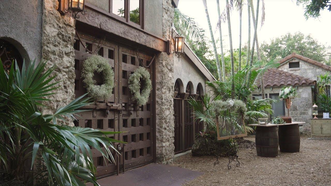 The Cooper Estate | Wedding Venue | Homestead, FL